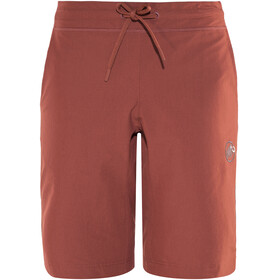 Mammut Get Away Shorts Women maroon